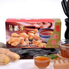 代发-一农速溶红糖姜茶3件组200g/盒*3