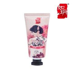 (代发)如玥-玫瑰精油柔嫩润手霜两支组
