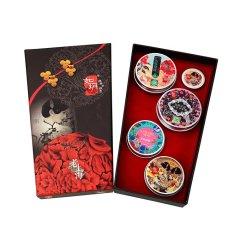 (代发)如玥-老上海护肤礼盒5件套(面霜、芦荟胶、眼霜、雪花膏、香膏)