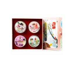 (代发)如玥-春夏秋冬护肤礼盒装(珍珠膏、凡士林霜、雪花膏、凝脂膏)