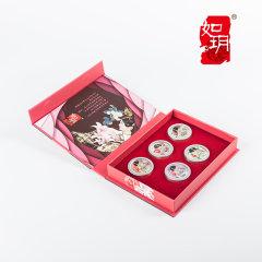 (代发)如玥国色天香香膏礼盒五件套(香膏10g*5)