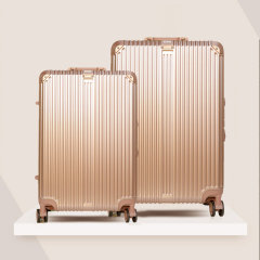 (代发)FERRA PAUL高端旅行箱套组(拉杆箱*2、保护套*2)
