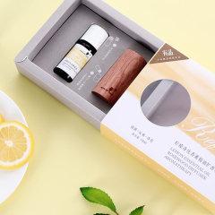 (代发)玫瑰人生-柠檬净化香薰精油扩香木礼盒