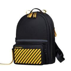 (代发)米申旅行双肩包(双肩包*1) 黄色 无