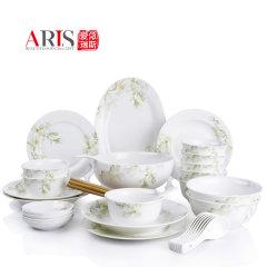 (代发)热销爱依瑞斯39件套餐具AS-D3901H