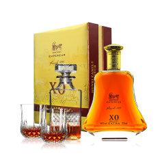 (代发)法国亨利世家天醇白兰地700ml礼盒装(赠洋酒酒具7件套)