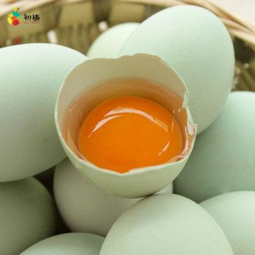 (代发)原产地绿壳乌鸡蛋30枚装