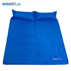 (代发)维仕蓝双人自动充气垫