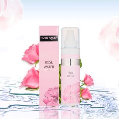 保加利亚进口Roseface玫瑰纯露(玫瑰纯露180ml/瓶*2、赠玫瑰纯露100ml/瓶*2)