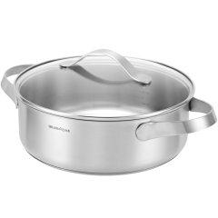 (代发)意大利品牌尚尼维也纳系列煎炒锅
