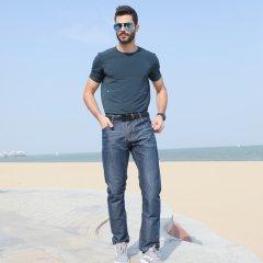 (代发)CELE男款夏季轻薄款牛仔裤超值组(薄款牛仔裤*3条)【码数:32、34、36、38】 无