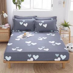 (代发)VIPLIFE-精梳全棉单件床笠1.8米【180*200CM】 无 花园畅想