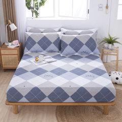 (代发)VIPLIFE-精梳全棉单件床笠1.2米【120*200CM】 浮生若梦 无