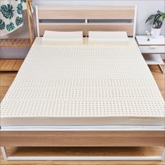(代发)泰国原装进口15cm乳胶床垫1.8米(赠乳胶枕*2个)