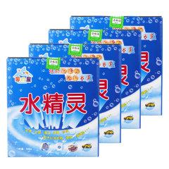 馨之屋水精灵家庭缤纷组(水精灵500g/盒*14、赠清洁毛巾*12条、稀释空瓶*1个、量勺*3个)