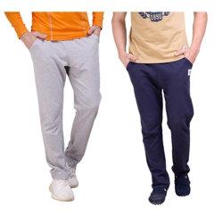 (代发)美国U.S.POLOASSN新款男士休闲运动裤(运动裤*1)【可选颜色:蓝色、灰色】 无 灰