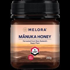 (代发)新西兰纽优然UMF5+麦卢卡蜂蜜250g*1