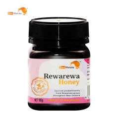 (代发)新西兰加维金银花蜂蜜100g*1