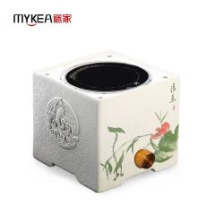 (代发)谜家陶瓷电热陶炉*1