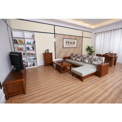 2020双11-艾柏雅居中式两房两厅【配送方式:提货券】