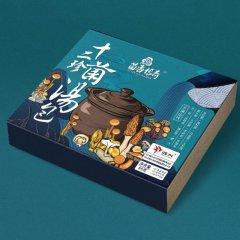 菌香传奇云南香格里拉野生十菌汤包