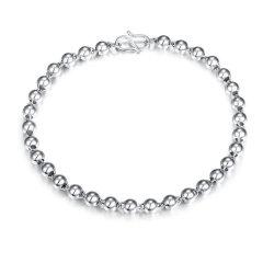 (代发)金贝珠宝-手链女款光珠圆珠简约时尚手环首饰