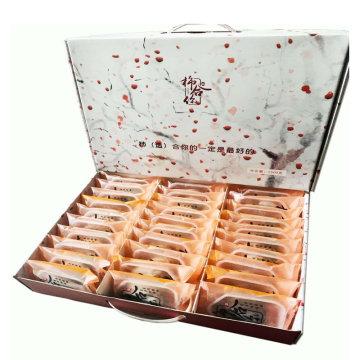 (代发)陕西富平柿饼3斤礼盒