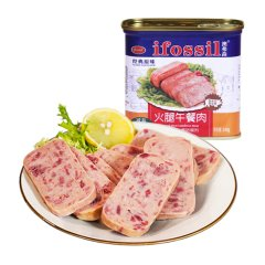 超级会员日-澳弗森火腿午餐肉