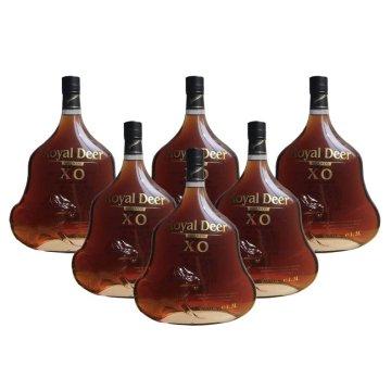 年终美酒盛典-法国进口御鹿名致XO白兰地典藏组