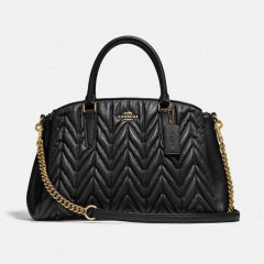 COACH摩登丽人时尚包包年度加赠限量组 无 黑色