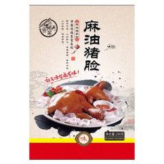 传统风味麻油猪脸肉超值组(麻油猪脸200g/袋*13)