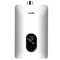 (代发)银田-超豪华LED显示屏无需调温13升热水器13E72