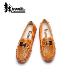 诺曼地弹力豆豆呼吸鞋*1双【码数:36、37、38、39】 黄色 36cm