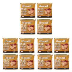 澳弗森西式午餐肉(西式午餐肉340g/罐*12)