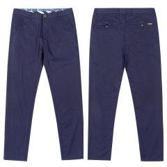 美国U.S.POLO ASSN男款商务休闲裤(休闲裤*1、赠休闲裤*1) 无 L:170