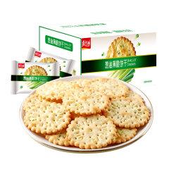 (代发)嘉士利-葱油薄脆饼828g/箱*1