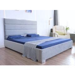 黛富妮之夜-芭布提雅泰国原装进口乳胶床垫组1.5M(赠蚕丝被*1、乳胶枕*2)