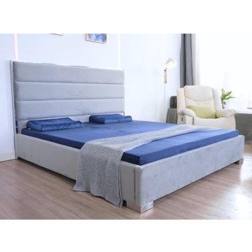 黛富妮之夜-芭布提雅泰国原装进口乳胶床垫组1.8M