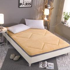 (代发)樵纪-羊羔绒硬质棉床垫子 无 150*200*5cm
