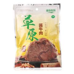 康新牧场酱牛肉美味爆杀组(五香味150g/袋*10、赠五香味150g/袋*5)