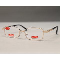 老京城天然水晶老花镜(老花镜*2、赠眼部按摩仪*1、眼镜盒*2、眼镜布*2、按摩气囊*3) 无 +1