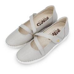 诺曼地弹性球囊舒适鞋 白色 36cm