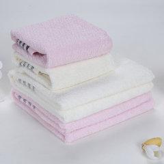 (代发)罗莱LOVO-爱家纯棉毛巾系列(毛巾*2、方巾*2)