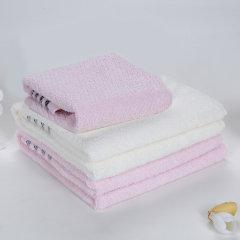 (代发)罗莱LOVO-爱家纯棉毛巾系列(毛巾*2、方巾*1)