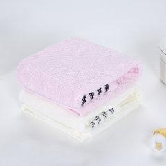 (代发)罗莱LOVO-爱家纯棉毛巾系列(毛巾*2)