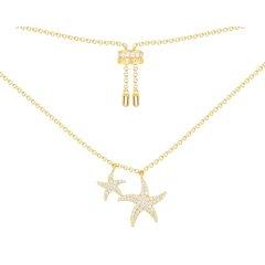 (代发)APM monaco-海星星星时尚饰品925银项链
