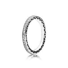 (代发)Pandora潘多拉-戒指女925银潘多拉的心 无 50