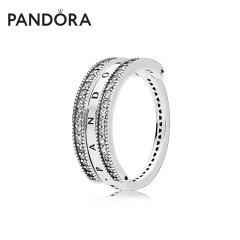 (代发)Pandora潘多拉-戒指女925银翻转式潘多拉的心 无 50
