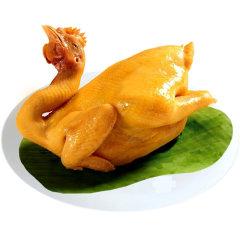梅州客家人精品盐焗鸡超值组(盐焗鸡750g/只*2、赠盐焗鸡翅200g/包*4)