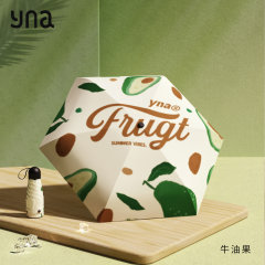(代发)YNA水果晴雨伞*1 无 水密桃